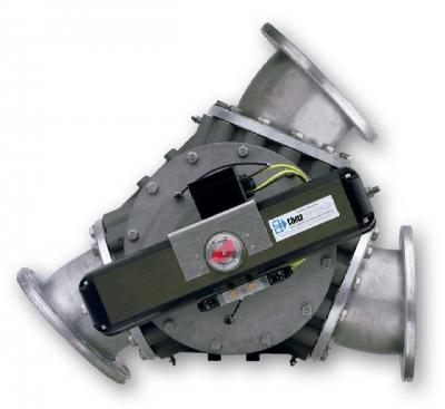 Diverter Valve Dizayn M 252 Hendislik