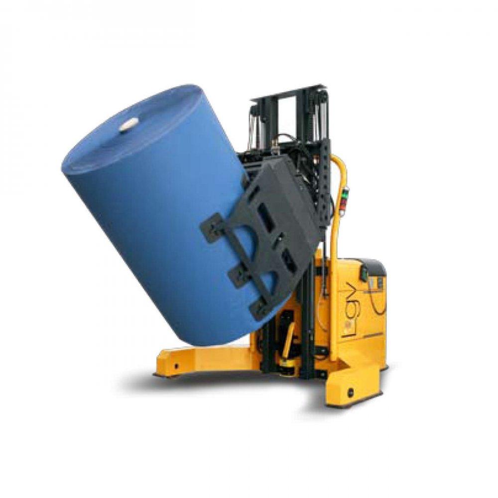 Robot 800 Lgv Laser Guided Vehicle Dizayn M 252 Hendislik